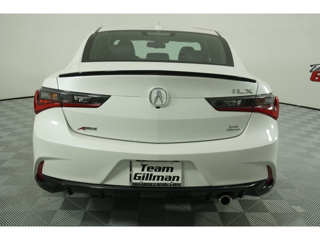 Certified Pre-Owned 2019 Acura ILX with Premium and A-Spec Package