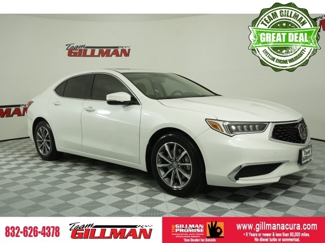 Certified Pre-Owned 2019 Acura TLX 2.4 8-DCT P-AWS