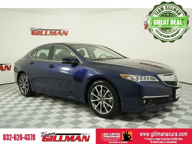 Acura Sedan 2017 >> Pre Owned 2017 Acura Tlx 4d Sedan
