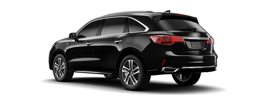 New 2020 Acura MDX Sport Hybrid SH-AWD with Advance Package