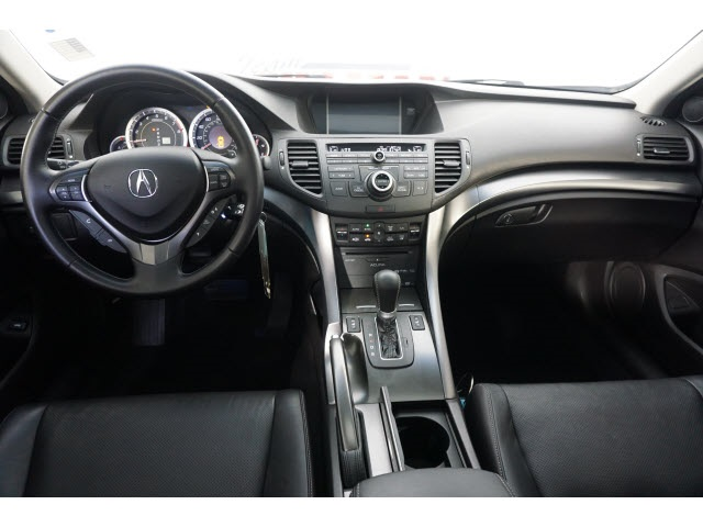 Pre-Owned 2013 Acura TSX 4D Sedan