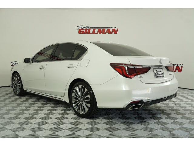 Certified Pre-Owned 2018 Acura RLX with Technology Package