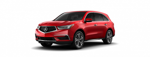 2020 Acura MDX with Technology Package